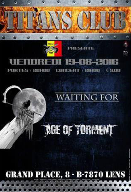 waiting for/age of torment